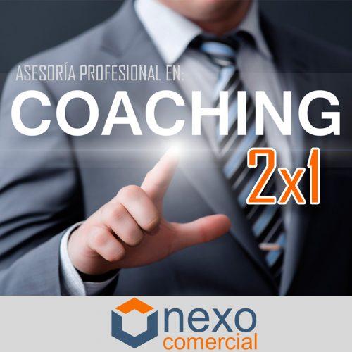 Coaching 2x1 Nexo Comercial